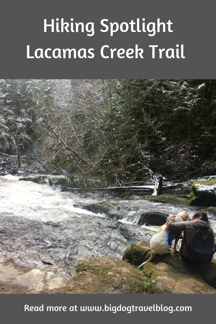 Hiking Spotlight Lacamas Creek Trail